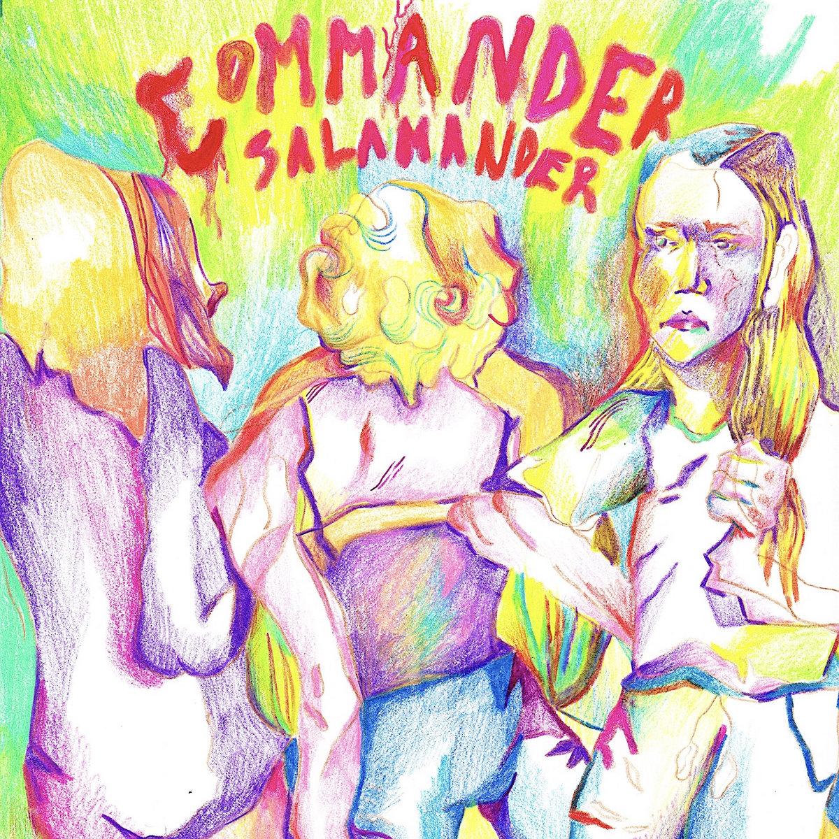 huge selection of bba91 622e2 Commander Salamander