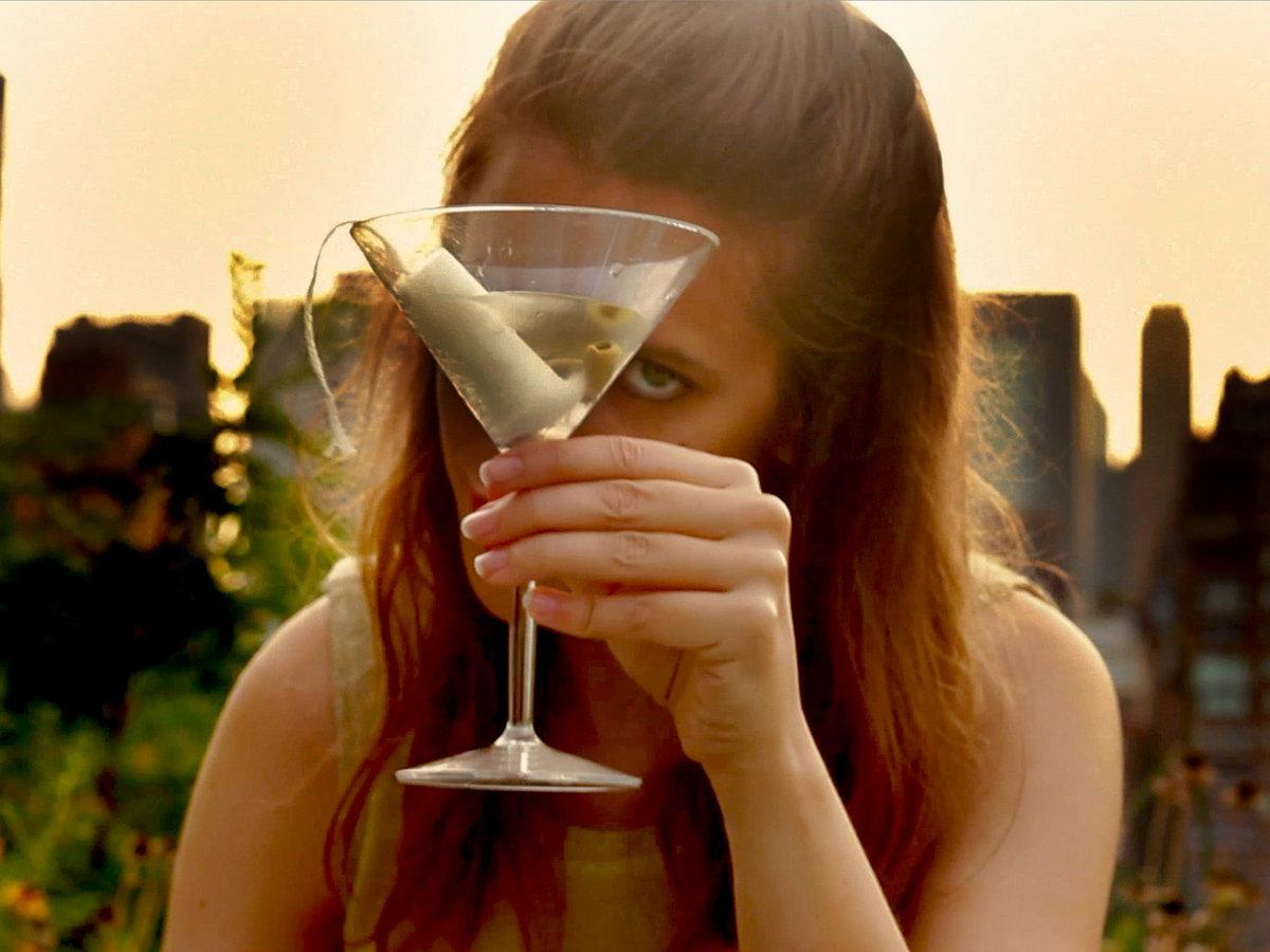 Butt Drunk (The Vodka Tampon Song) | Amanda DeSimone
