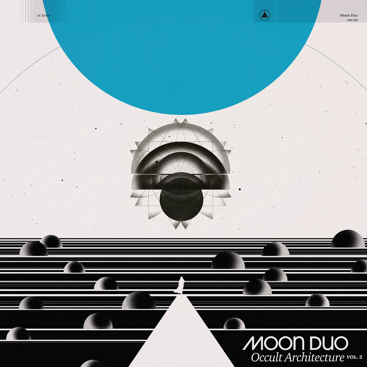 Afbeeldingsresultaat voor Moon Duo-Occult Architecture Vol. 2