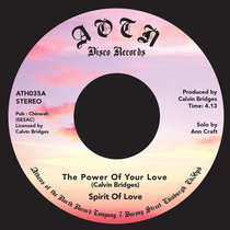 The Power Of Your Love cover art