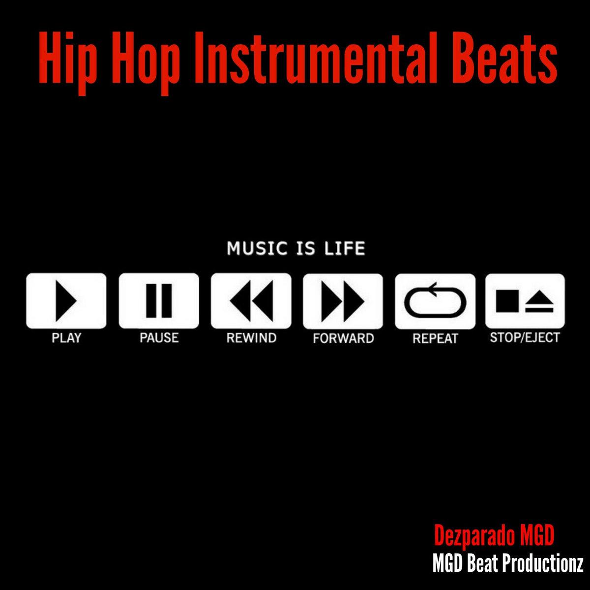 From The Ground Up (Hip Hop Instrumental Beats)   MGD Beat