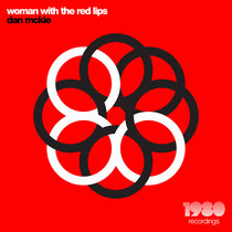 Woman With The Red Lips cover art