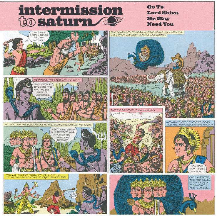 Go To Lord Shiva, He May Need You   Intermission To Saturn