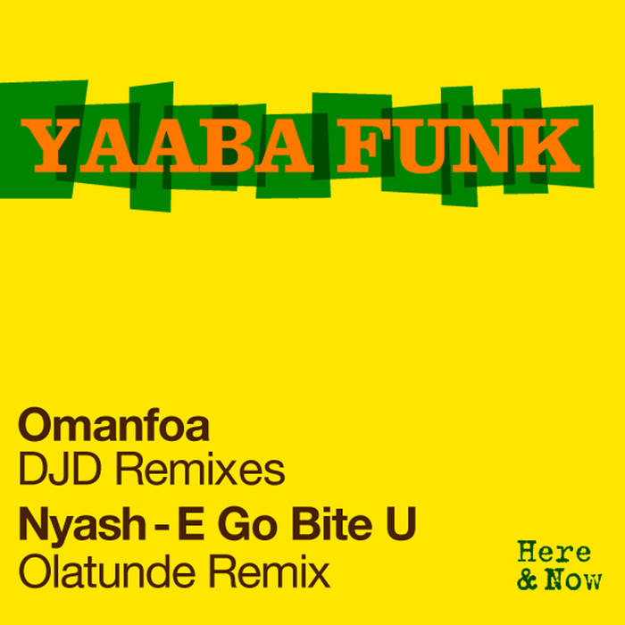 Omanfoa - Remixes cover art