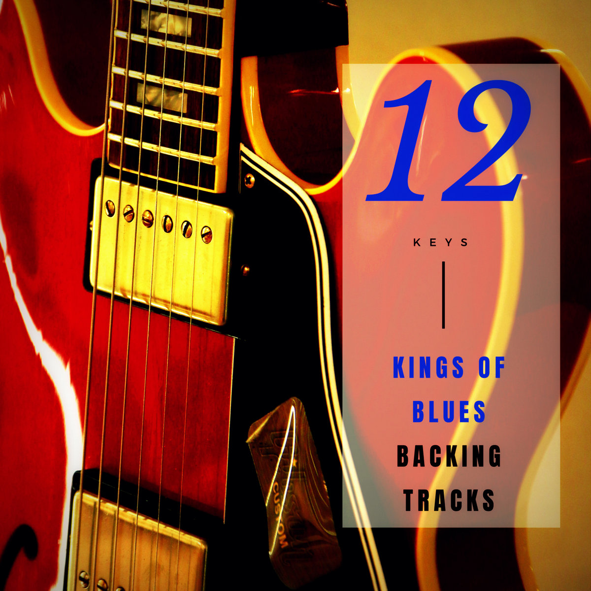 F Minor Blues Backing Track 110 Bpm | chusss - The Visitor