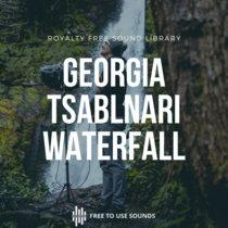 Tsablnari Waterfall Sound Effects   Sounds Of Georgia cover art