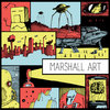 Marshall Art Cover Art
