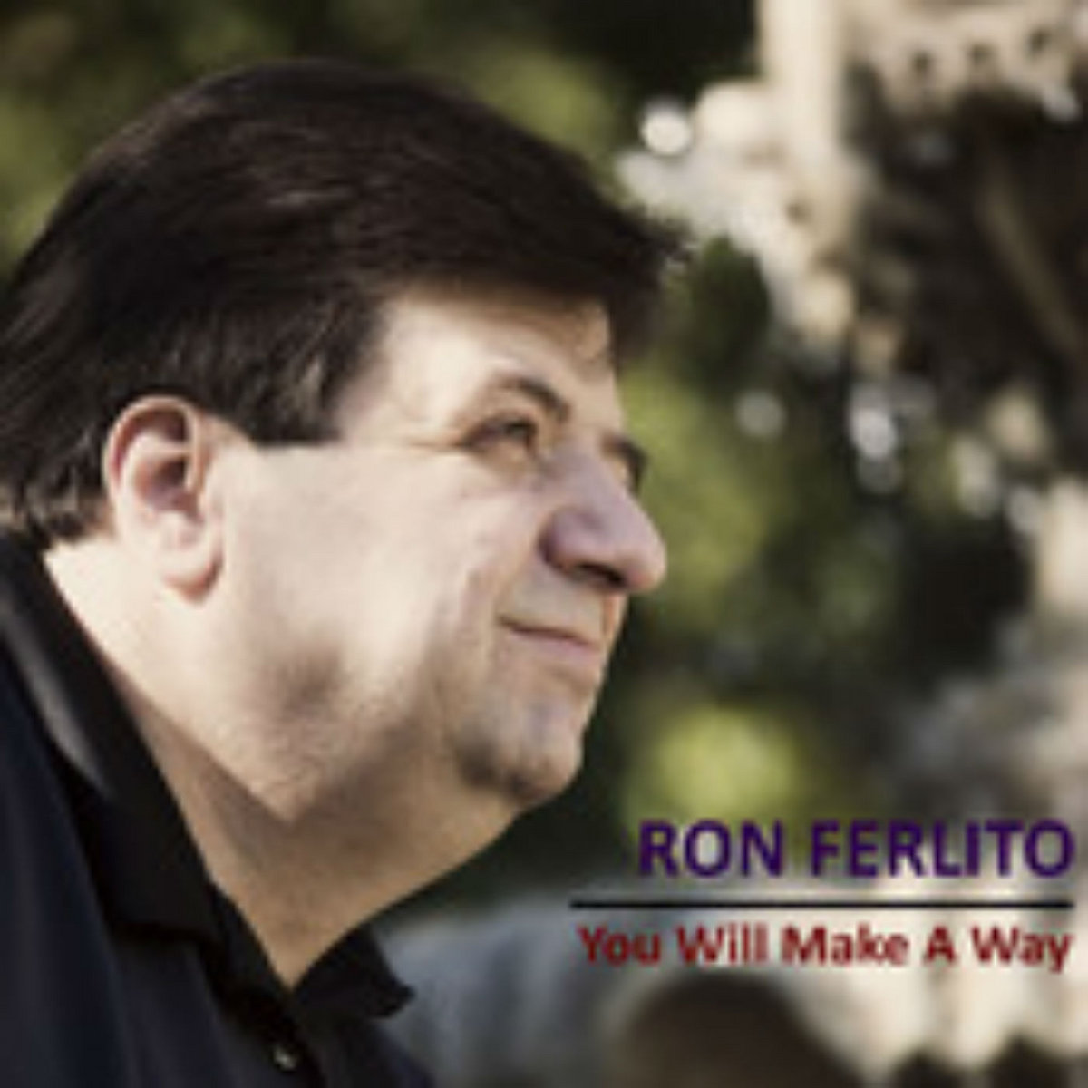 You Will Make A Way (Digital Single) by Ron Ferlito