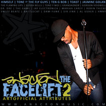 The Facelift 2: Artofficial Attributes cover art