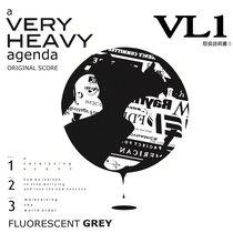 A Very Heavy Agenda OST VL1 Edition (2019) cover art