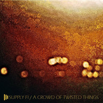 A Crowd of Twisted Things cover art