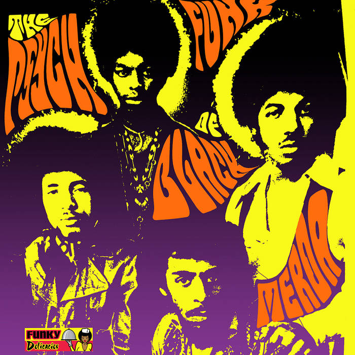 Psych Funk Of Black Merda Tuff City Records