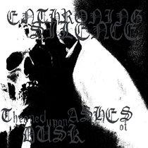 Throned upon ashes of dusk (Dusk016CD) cover art