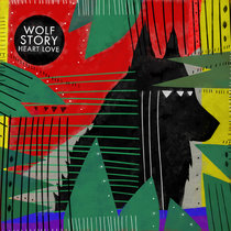 Wolf Story - Heart Love EP cover art