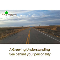 A Growing Understanding - see behind your personality cover art