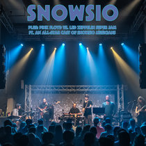 2.8.20 | Snowsio | 10 Mile Music Hall | Pink Floyd Vs Led Zeppelin Ft. Eminence Ensemble & Joel Cummins cover art
