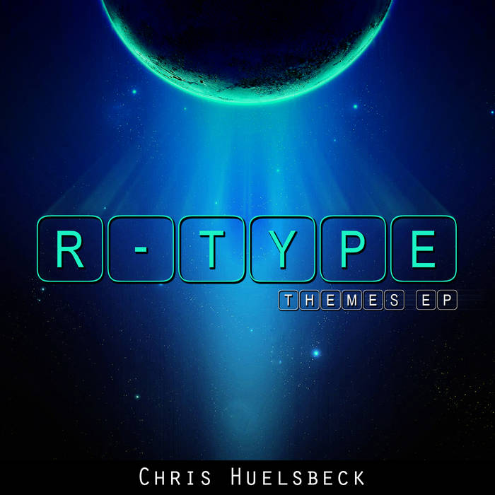 R-Type Themes EP cover art