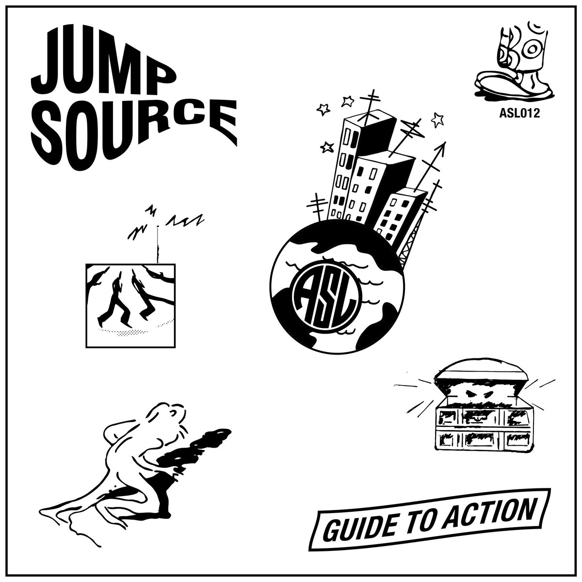 Guide To Action Ep Asl Singles Club