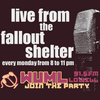 Live From The Fallout Shelter! Cover Art