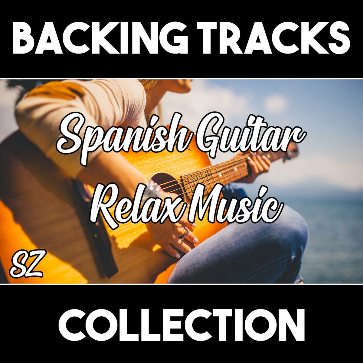 Chill Out Acoustic Guitar Backing Tracks Collection