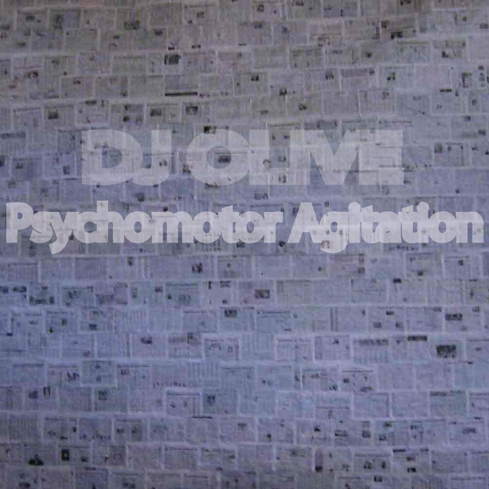 Psychomotor Agitation