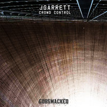 JGarrett- Crowd Control cover art