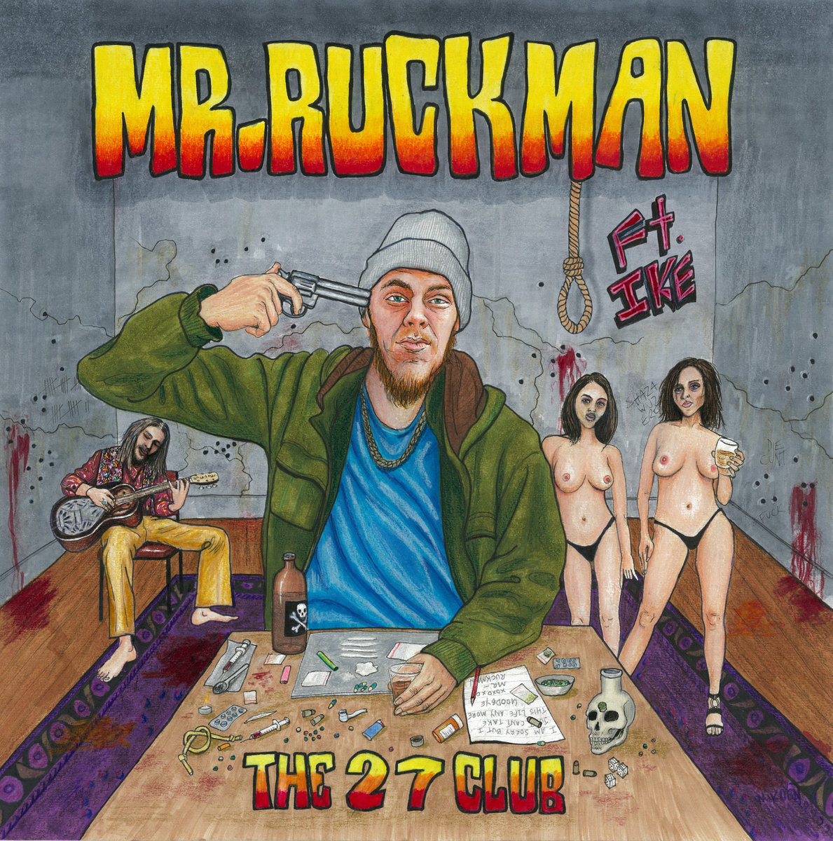 Mr. Ruckman - The Born-Again Humanist EP