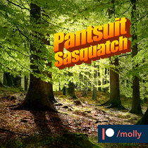 Pantsuit Sasquatch (demo) cover art