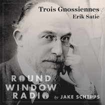 Erik Satie's Gnossiennes cover art