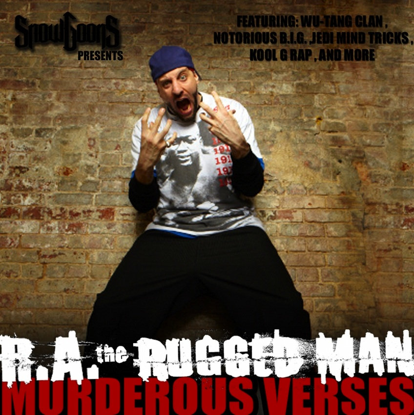 By R A The Rugged Man