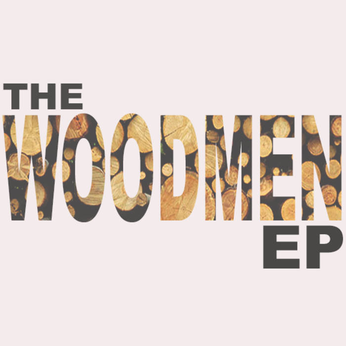 The Woodmen EP cover art