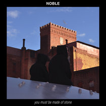 You Must Be Made of Stone cover art