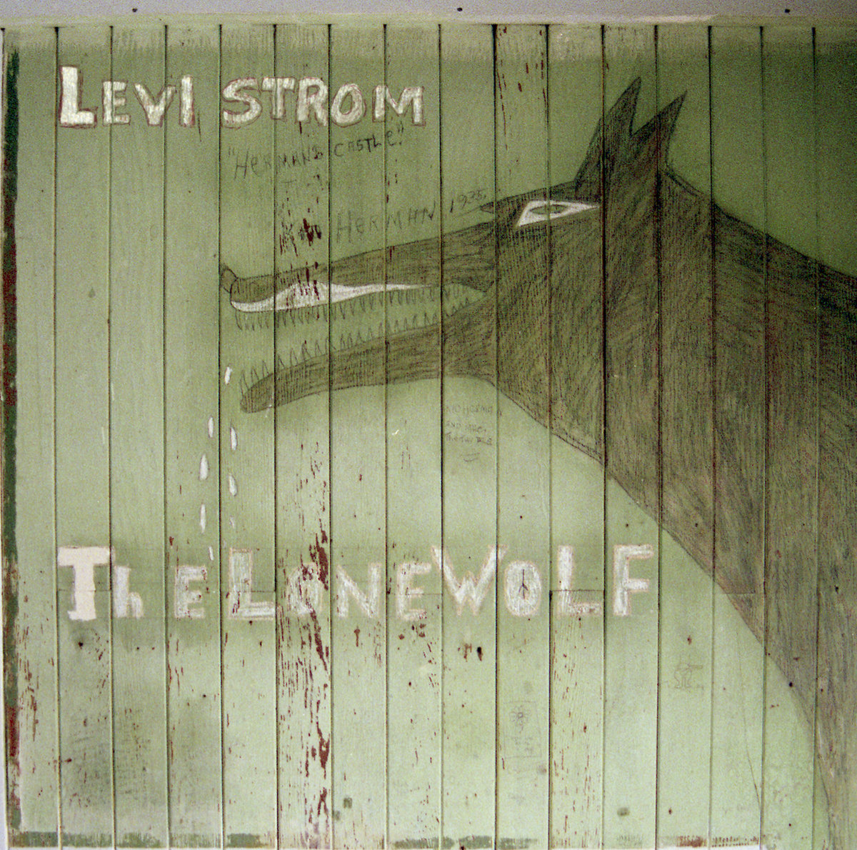 The Lone Wolf | Levi Strom