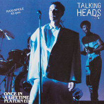 Talking Heads - Once In A Lifetime (Platurn Edit) cover art
