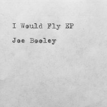 I Would Fly EP cover art