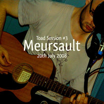 Toad Session #3 cover art