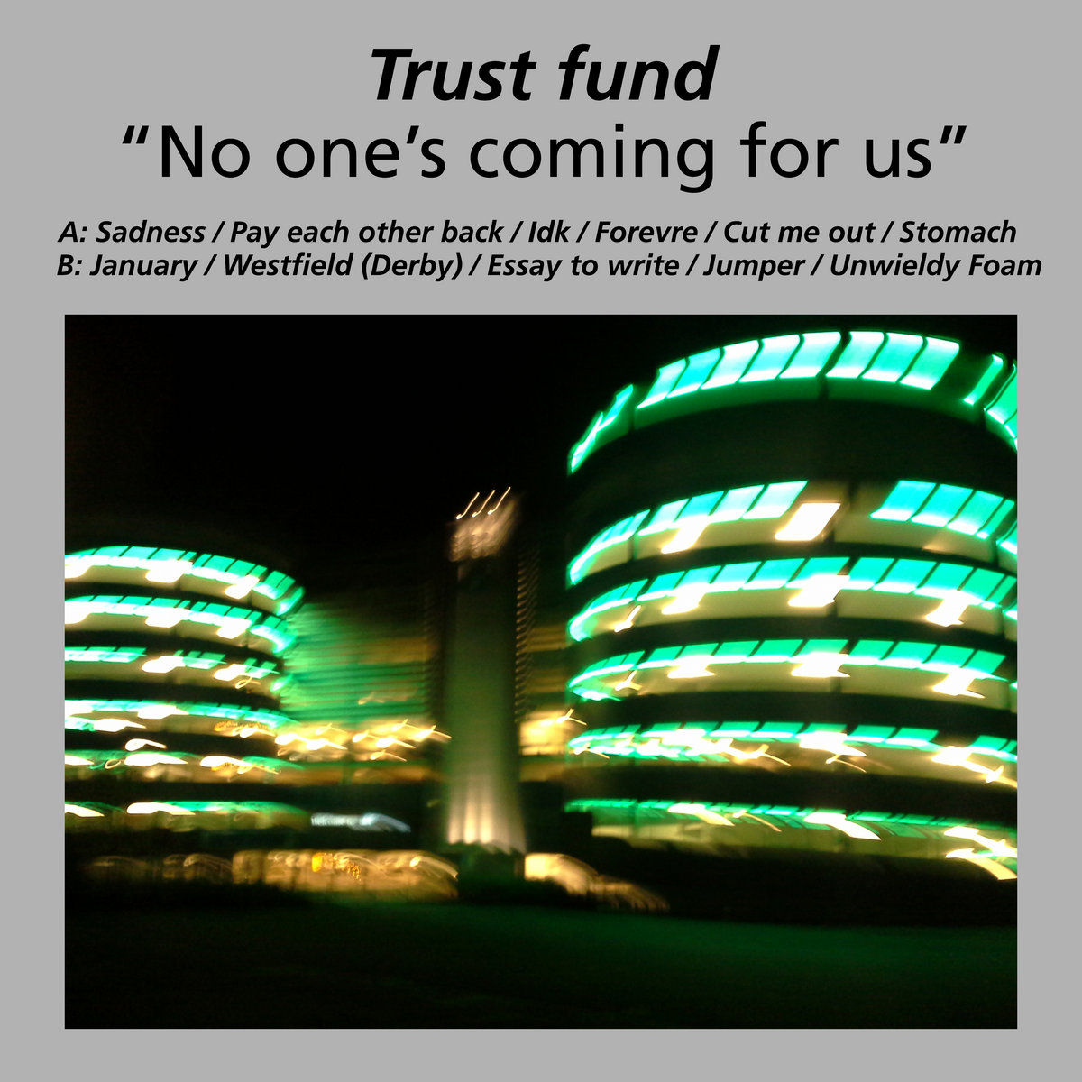 no one s coming for us trust fund by trust fund