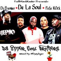 De La Soul, Pete Rock and Dj Premier - Da Inner Soul Brothers cover art