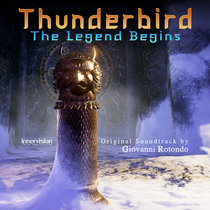 Thunderbird - The Legend Begins (Original Soundtrack) cover art