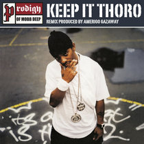 Prodigy - Keep It Thoro (Amerigo Gazaway Remix) cover art