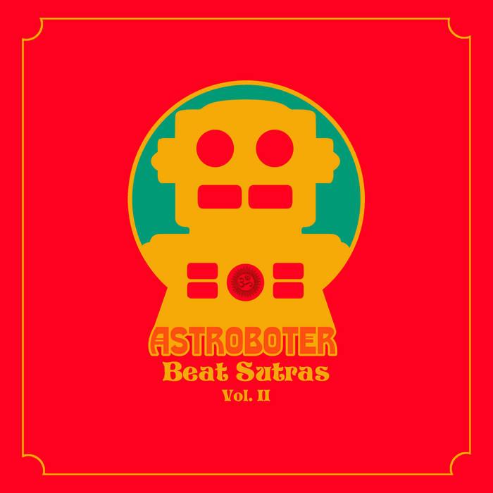 Beat Sutras Vol. II cover art
