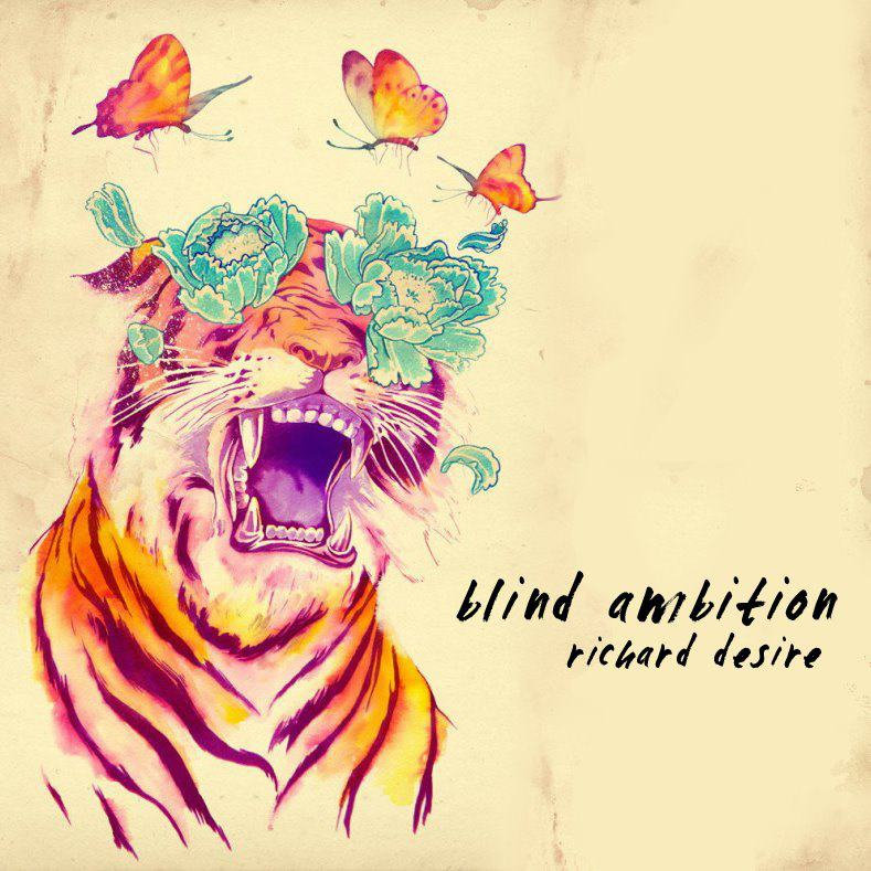 blind ambition definition