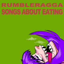 SONGS ABOUT EATING EP cover art