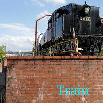 Train cover art