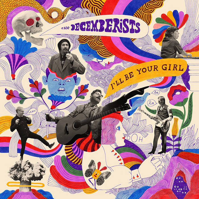 Album Discussion The Decemberists Ill Be Your Girl Indieheads