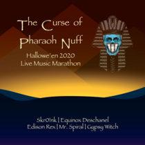 The Curse of Pharaoh Nuff cover art