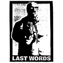 LAST WORDS cover art