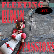 Fleeting Human Passions cover art