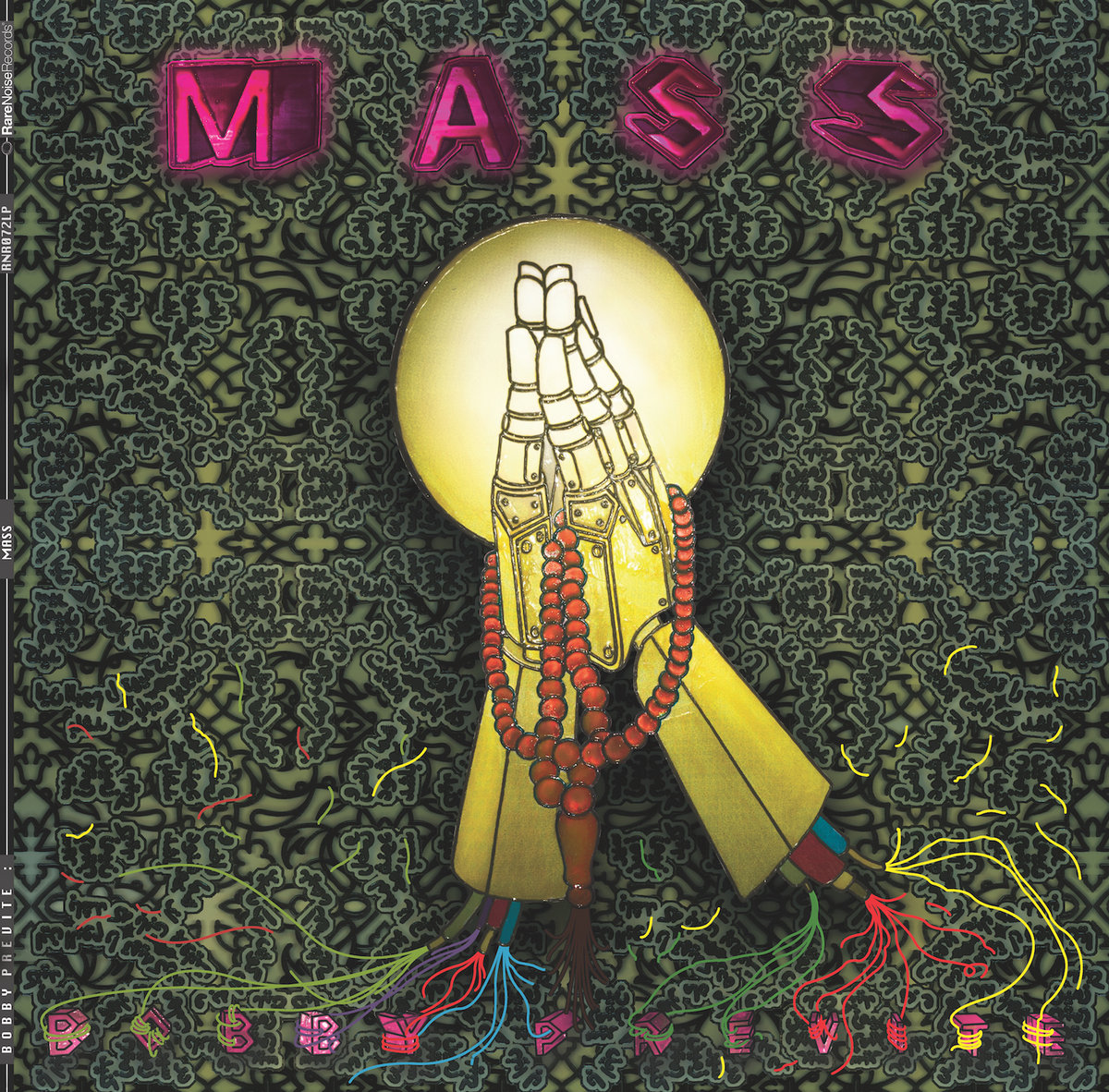 MASS (Signed by the Artist) | Bobby Previte