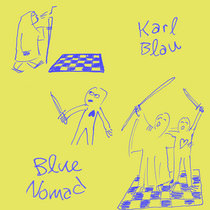 Blue Nomad cover art